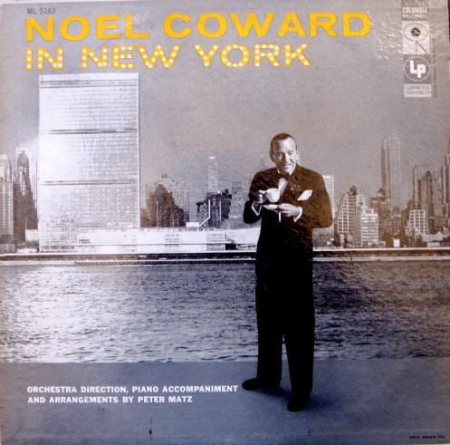 noel coward lp