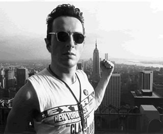 joe strummer, the clash