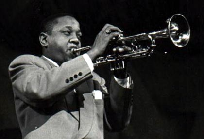 roy eldridge, little jazz, from the other side of the mirror