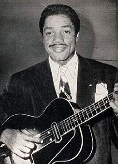 slim gaillard from the other side of the mirror