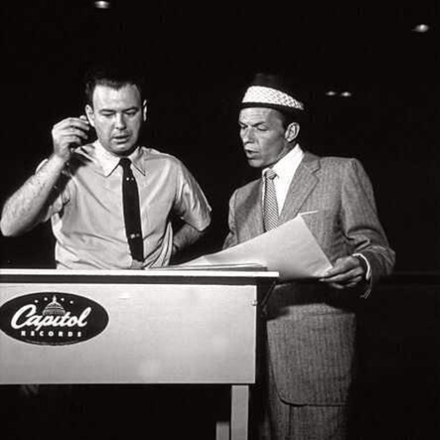 nelson riddle, frank sinatra, from the other side of the mirror, koop radio
