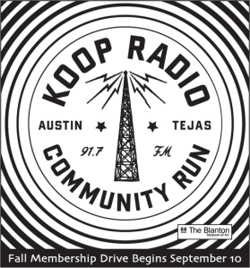 koop radio, from the other side of the mirror