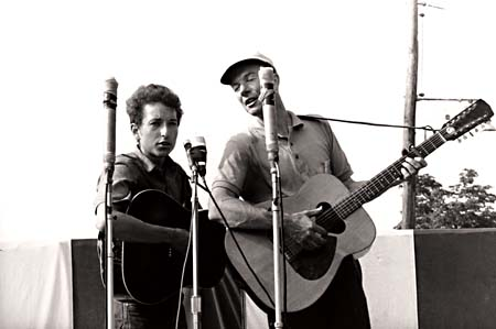labor day playlist, koop radio, from the other side of the mirror, bob dylan, pete seeger