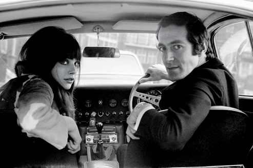 John Barry with Jane Birkin, john barry, koop radio, from the other side of the mirror