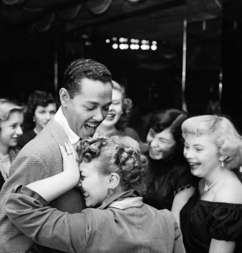 Mr B - Billy Eckstine, from the other side of the mirror, koop radio