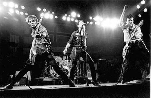 the clash, koop radio, from the other side of the mirror