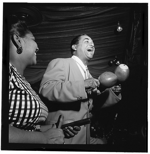 Machito, KOOP Radio, From the other side of the mirror, latin jazz, afro-cuban
