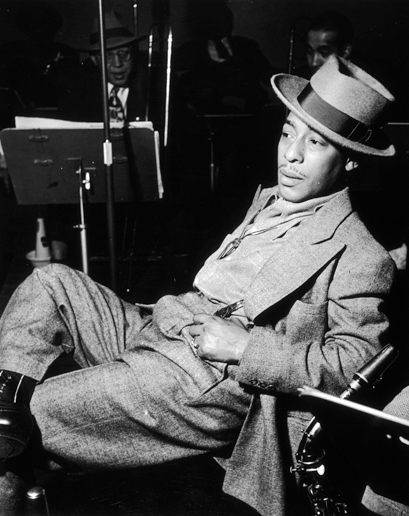 johnny hodges, from the other side of the mirror, duke ellington sax player, koop radio