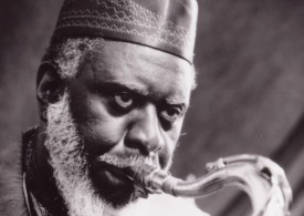 pharoah sanders, koop radio, from the other side of the mirror
