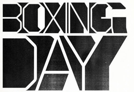 """boxing day radio"", ""from the other side of the mirror"" ""koop radio"""