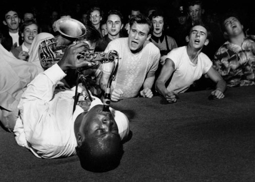 """big jay mcneely"" ""from the other side of the mirror"""
